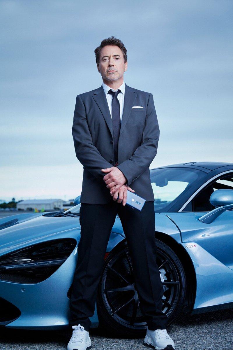 Железный человек рекламирует флагман OnePlus 7 Pro: Роберт Дауни-мл. стал рекламным лицом OnePlus | Канобу - Изображение 0