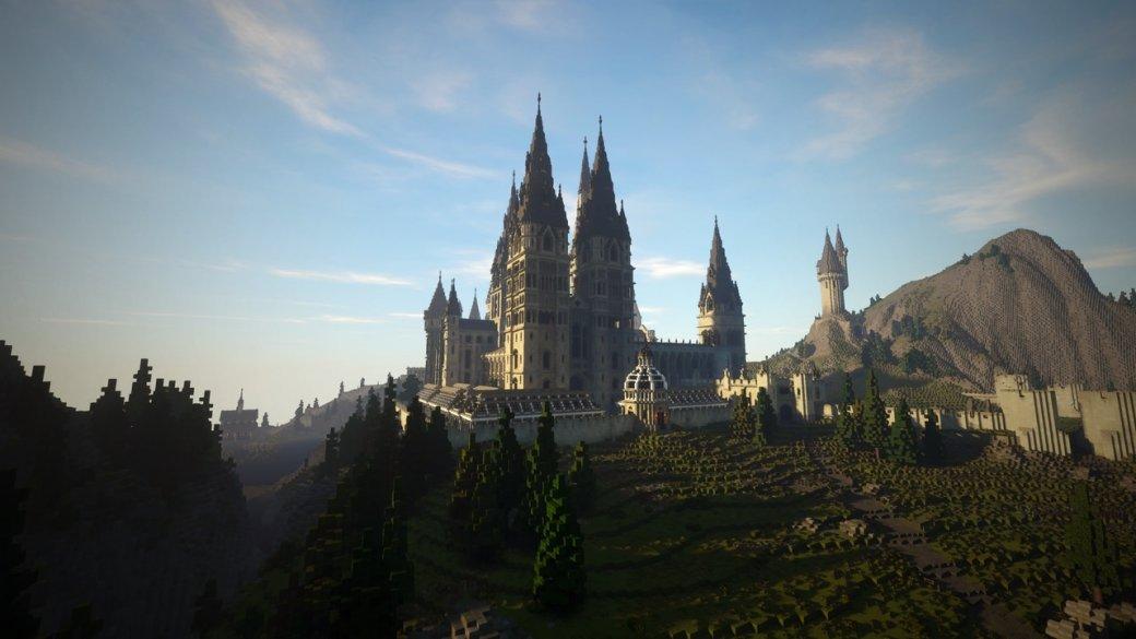 Недавно команда моддеров The Floo Network завершила четырехлетнюю разработку Witchcraft and Wizardry— это RPG помотивам «Гарри Поттера», созданная набазе Minecraft. Да, речь идет непросто обочередной модификации, аополноценной игре, где есть квесты, разнообразные активности и, конечно, узнаваемые локации изкниг ифильмов оГарри Поттере. Вот где можно побывать, если установить Witchcraft and Wizardry.