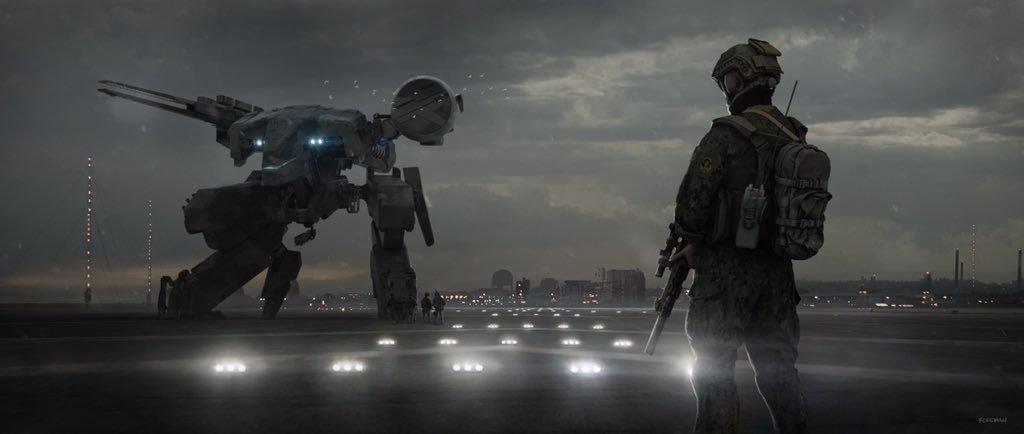 Замечательные фанарты к31-летию Metal Gear отрежиссера ееэкранизации | Канобу - Изображение 1
