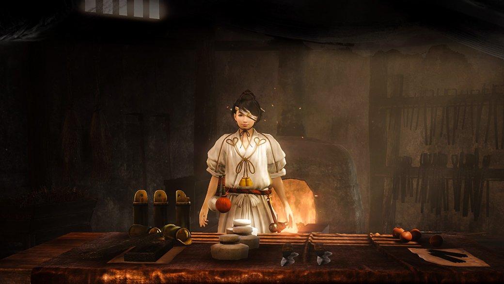 20 изумительных скриншотов Nioh | Канобу - Изображение 2205