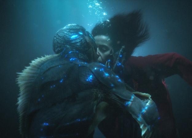 13 потрясающих артов «Формы воды» (один закаждую номинацию фильма на«Оскар»). - Изображение 1
