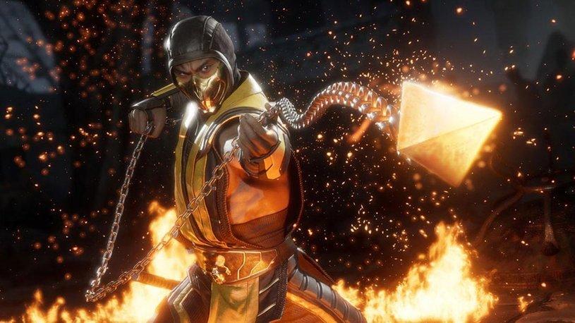 Все фаталити из беты Mortal Kombat 11. Осторожно, здесь очень много мяса и расчлененки!