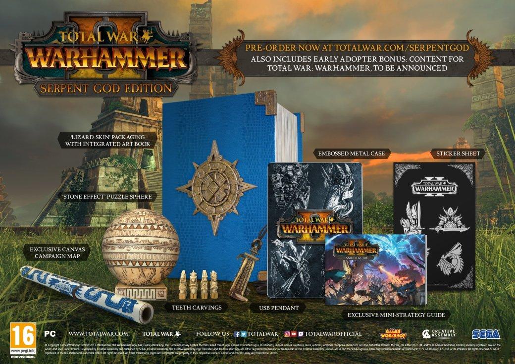 Первый геймплей Total War: Warhammer 2 на E3 2017. Что мы узнали?   Канобу - Изображение 3