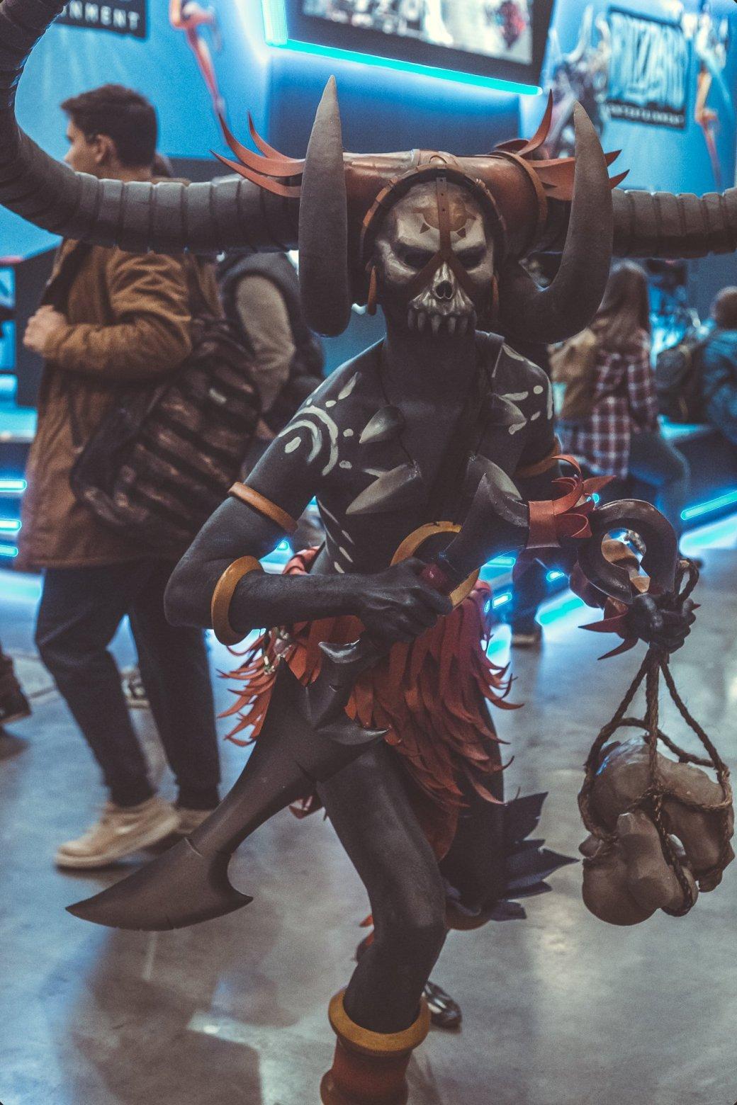 ФОТО. Косплей на«ИгроМире 2017» иComic Con Russia 2017. - Изображение 17