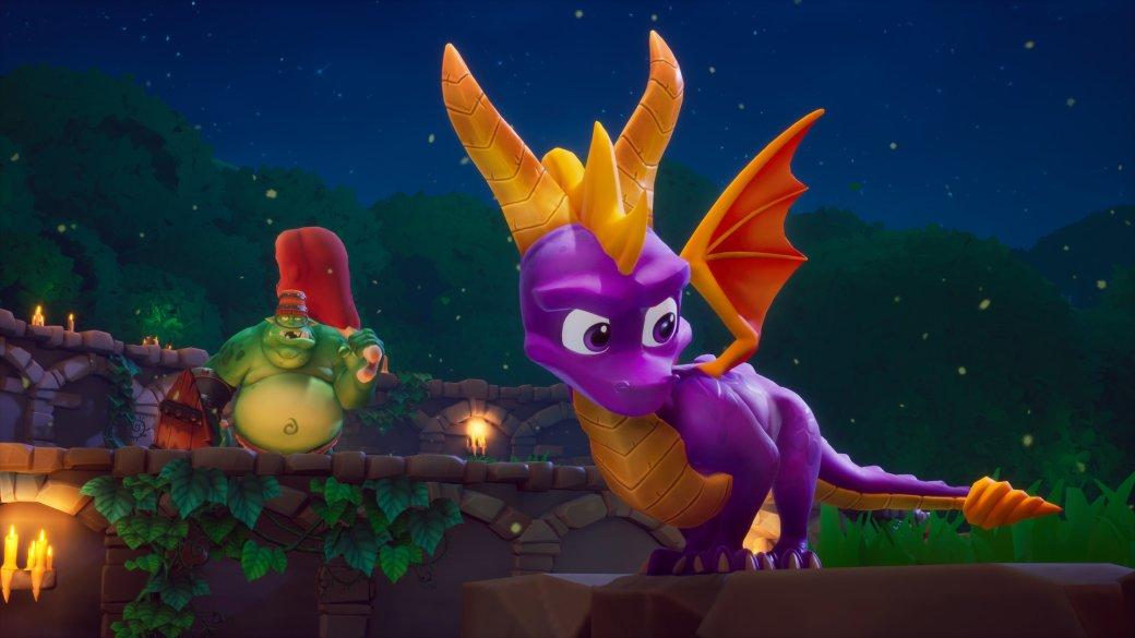 Пурпурный дракончик уже летит на ПК. Стали известны системные требования Spyro Reignited Trilogy | Канобу - Изображение 1