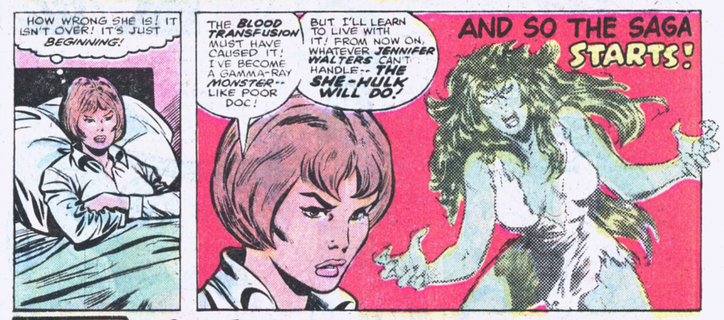 Чем Женщина-Халк отличается отХалка? Супергерой, адвокат, Мститель | Канобу - Изображение 557