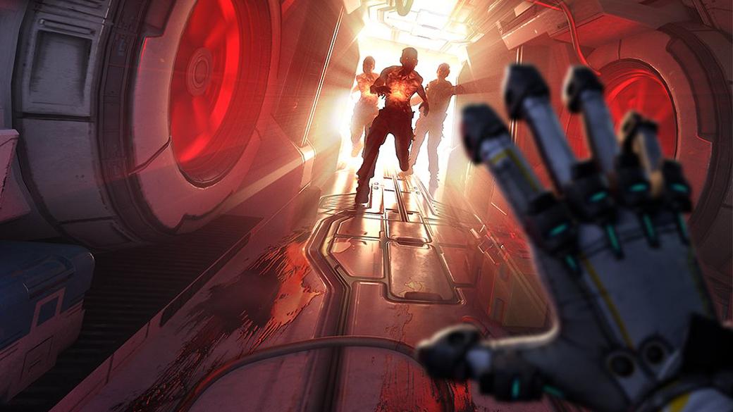Обзор The Persistence для PS4 и PS VR   Канобу