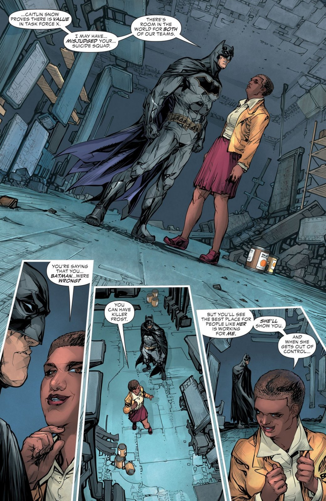 Финал Justice League vs. Suicide Squad: ничего себе многоходовочка! | Канобу - Изображение 425