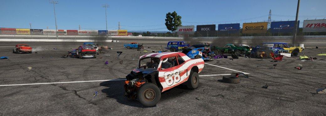 Рецензия на Wreckfest, новую игру авторов FlatOut и FlatOut 2, гонку, где можно разбивать машины | Канобу - Изображение 1