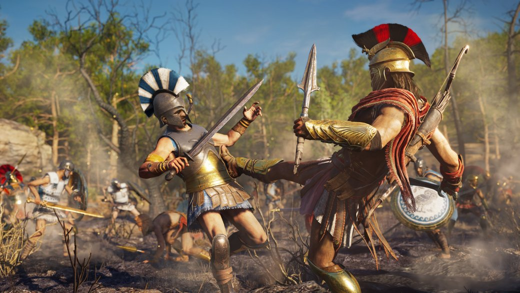 Во что превратилась Assassin's Creed. История серии от Assassin's Creed до Assassin's Creed: Odyssey | Канобу - Изображение 2