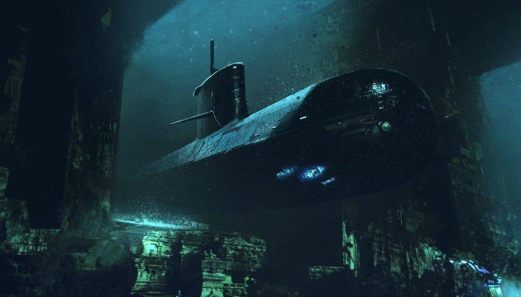 Разбираем Barotrauma— ролевую игру про подводников наспутнике Юпитера | Канобу