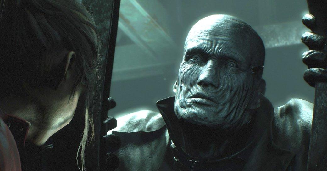 Гифка дня: привет отМистера Икс вResident Evil2 | Канобу - Изображение 6239