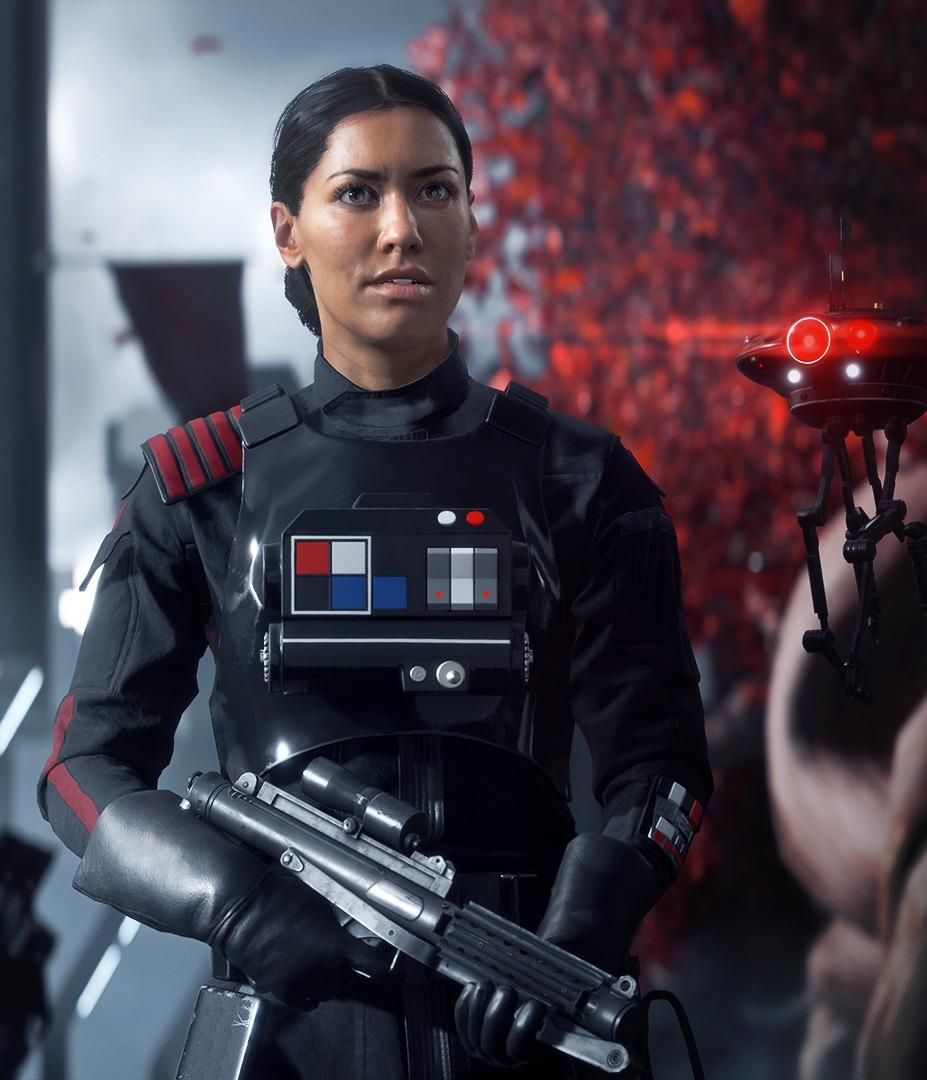 Нетолько Лея! 5 главных женских персонажей нового канона «Звездных Войн». - Изображение 9