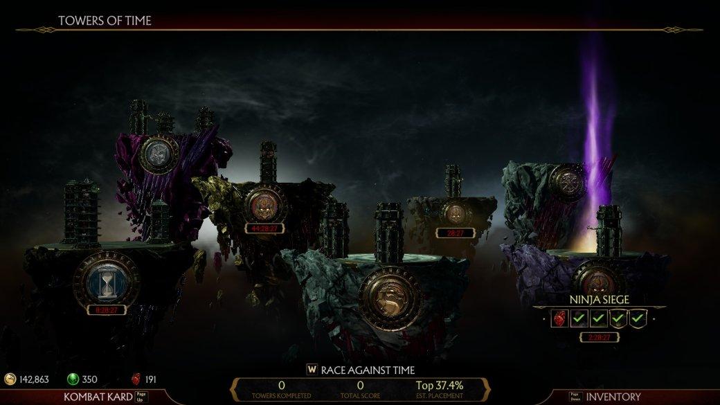 Mortal Kombat 11 после 140 часов игры— мнение Александра Трофимова | Канобу - Изображение 11098