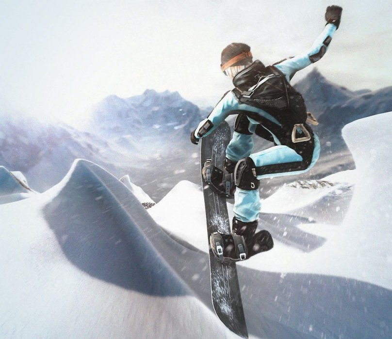 Обзор SSX - рецензия на игру SSX | Рецензии | Канобу