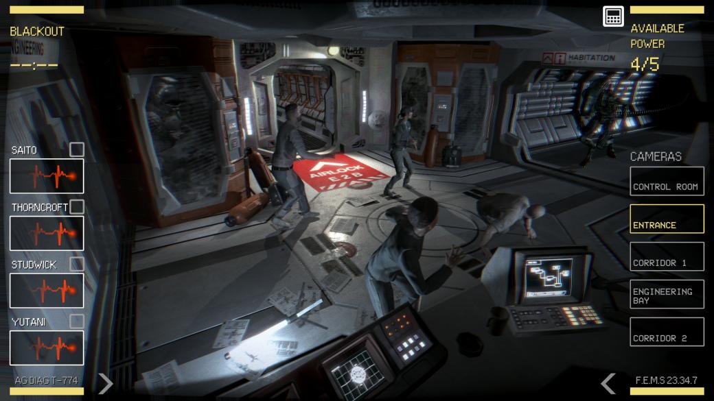 Мобильная Alien: Blackout вдруг понравилась журналистам. Она похожа на Five Nights at Freddy's!   Канобу - Изображение 12573