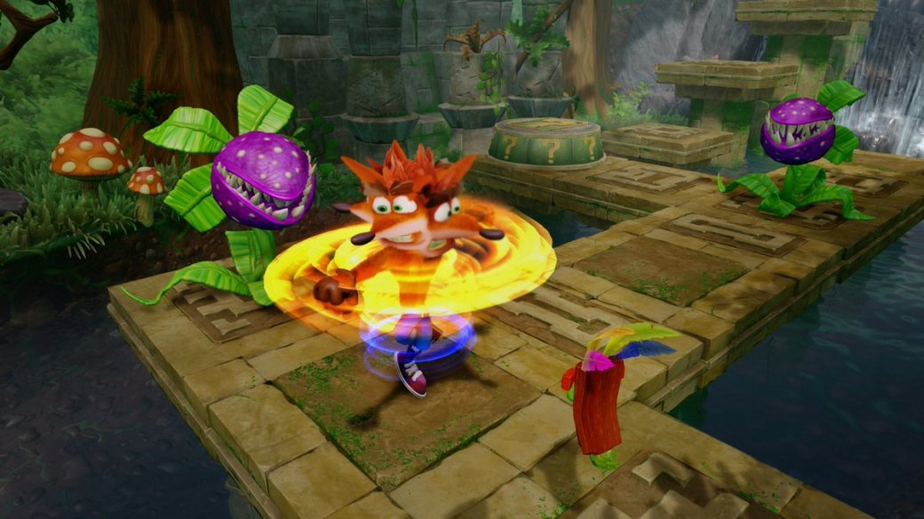 Новый геймплей искриншоты Crash BandicootN. Sane Trilogy   Канобу - Изображение 97