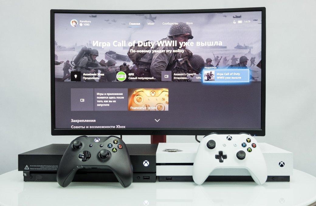 Обзор Xbox One X - характеристики консоли Microsoft, сравнение с PS4 Pro, видео | Канобу - Изображение 9469