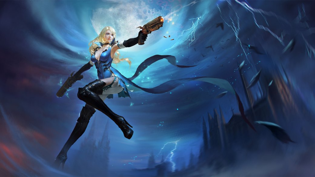 Началось открытое бета-тестирование MMORPG Eternal Magic | Канобу - Изображение 1