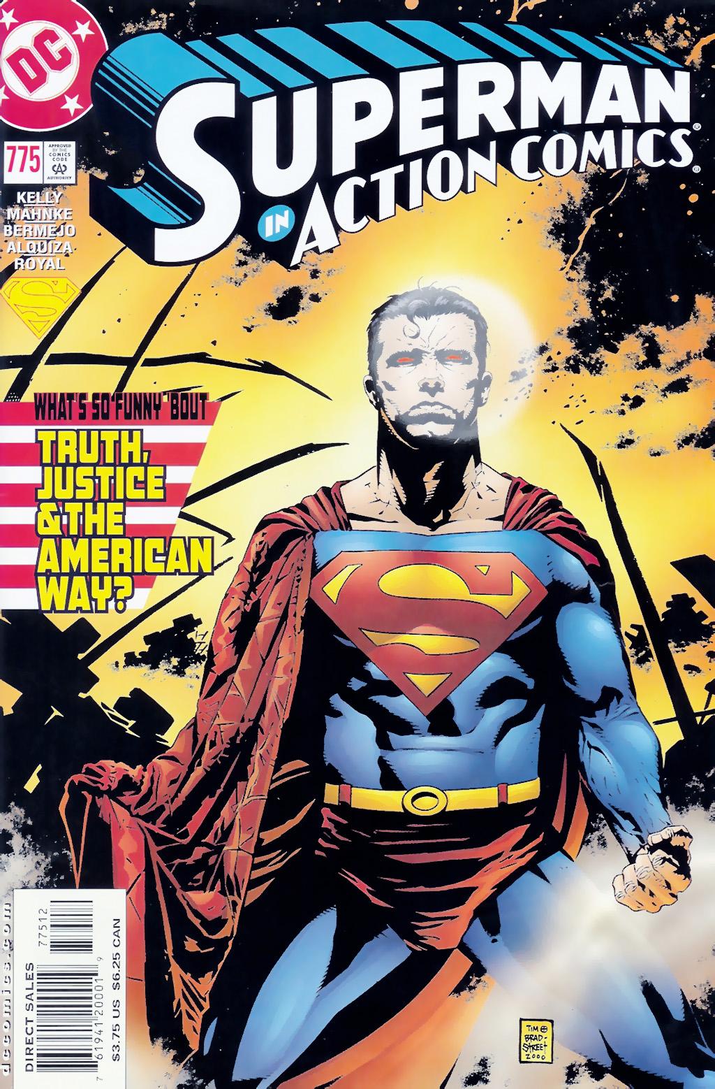 История Супермена иэволюция его образа вкомиксах   Канобу - Изображение 9419