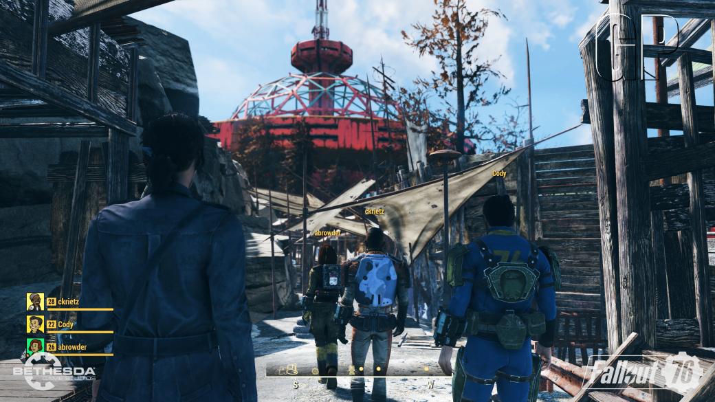 E3 2018: Западная Вирджиния напервых официальных скриншотах Fallout76 | Канобу - Изображение 0