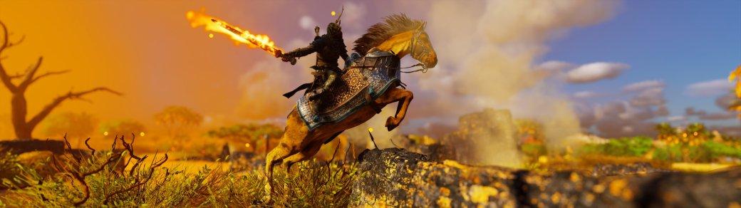 Рецензия на Assassin's Creed: Origins. Обзор игры - Изображение 13