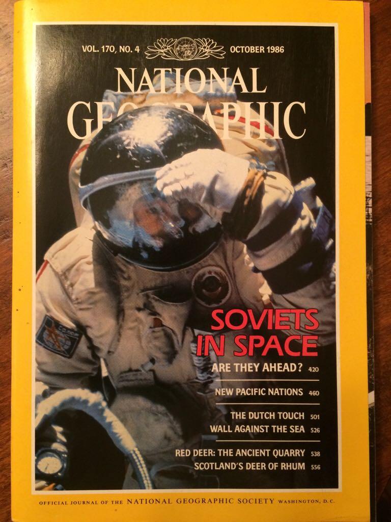 Американские обложки журналов про русских космонавтов | Канобу - Изображение 5
