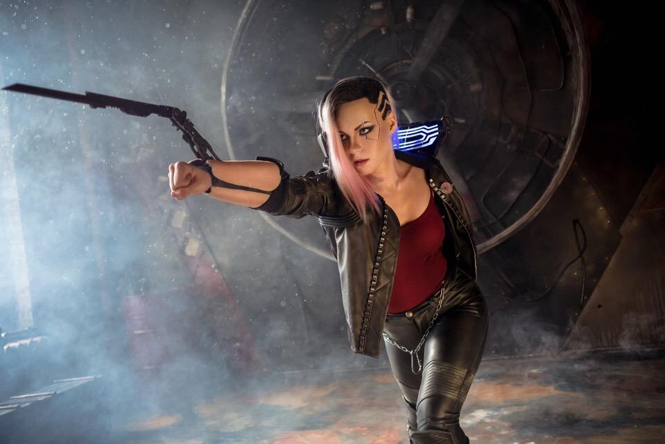 Чертовски крутой косплей главной героини Cyberpunk 2077. Над ним работали даже авторы игры! | Канобу - Изображение 2851