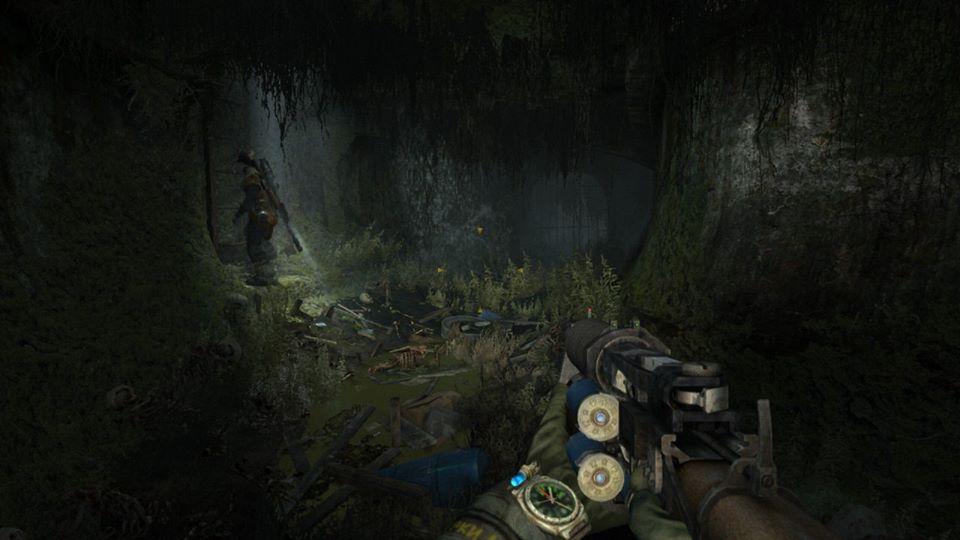 Как Metro 2033 иMetro: Last Light выглядят иработают наNintendo Switch