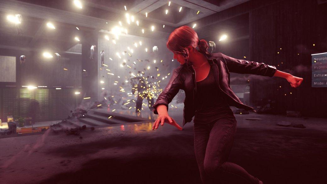 ПревьюControl— впечатления отновой игры студии Remedy, авторов Alan Wake иMax Payne | Канобу - Изображение 3