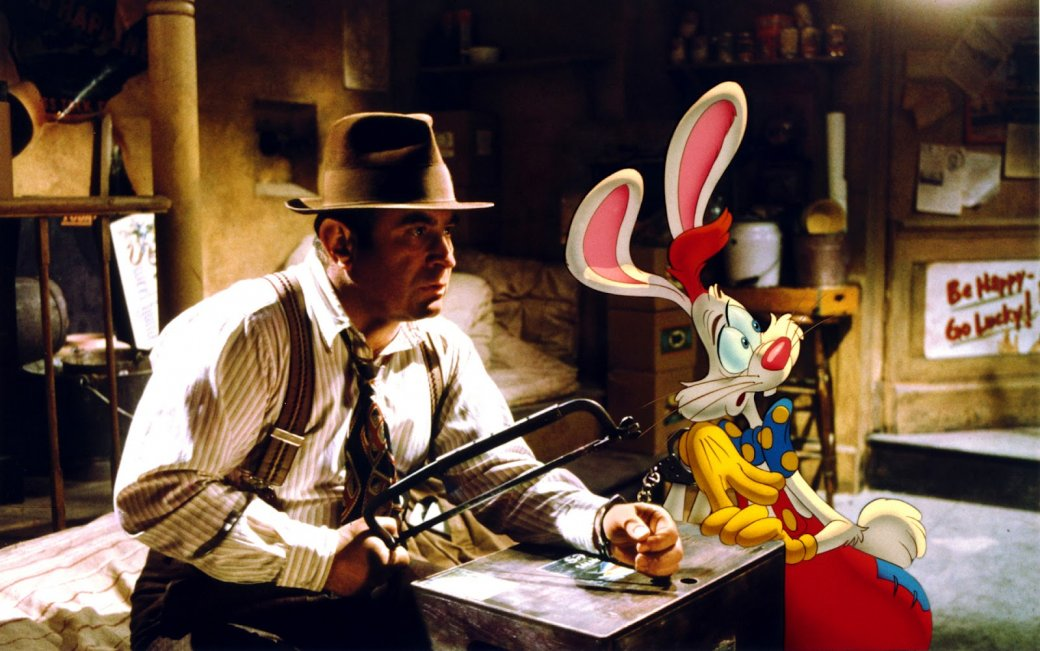 Джей Джей Абрамс работал над сиквелом «Кролика Роджера»   Канобу - Изображение 0