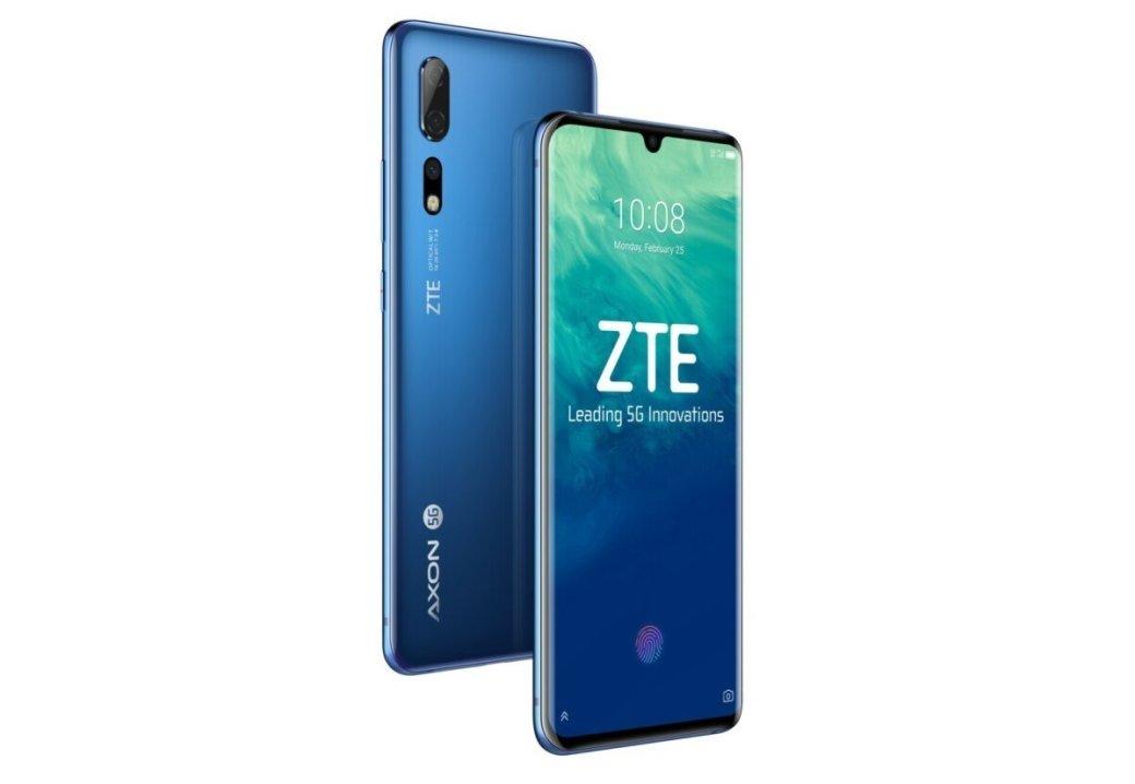 MWC 2019: ZTE показала 5G-флагман Axon10 Pro ипремиум-смартфон Blade V10 | Канобу - Изображение 19650