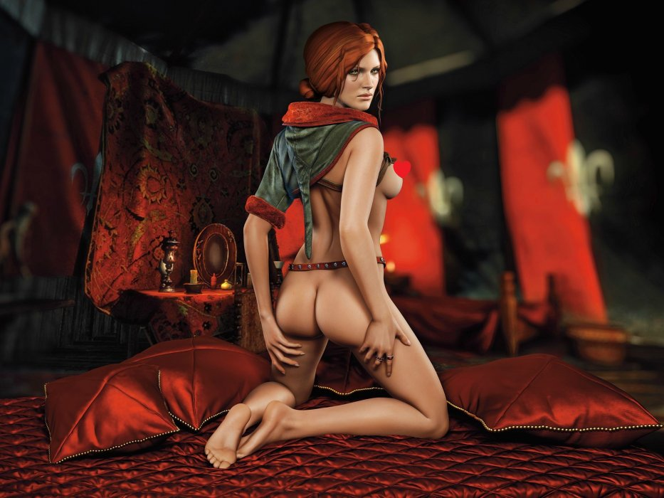 Эротика вигровой серии «Ведьмак». История развития илучшие сцены (18+) | Канобу