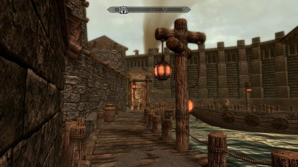 Как TES 5: Skyrim выглядит иработает наNintendo Switch? Отвечаем скриншотами игифками | Канобу - Изображение 6527