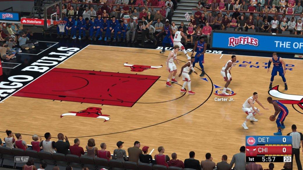 Рецензия на NBA 2K19 | Канобу - Изображение 3