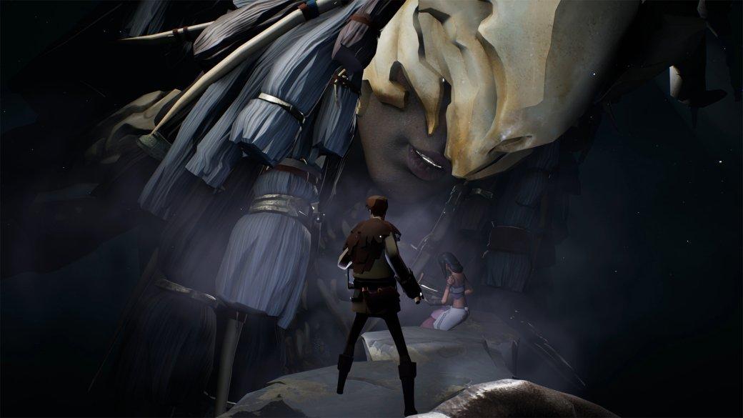 30 главныхигр. Ashen— лучший последователь Dark Souls современ Nioh | Канобу - Изображение 117