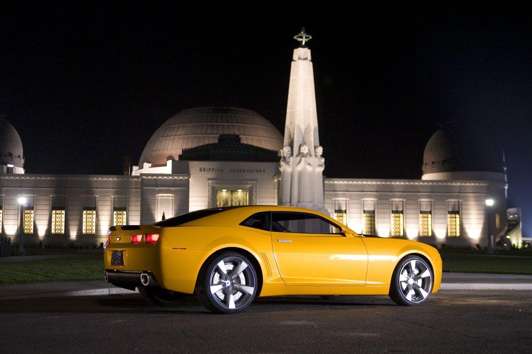 Бамблби ижелтый Camaro: зачто компании Chevrolet стоит поблагодарить «Трансформеров» Майкла Бэя | Канобу - Изображение 317