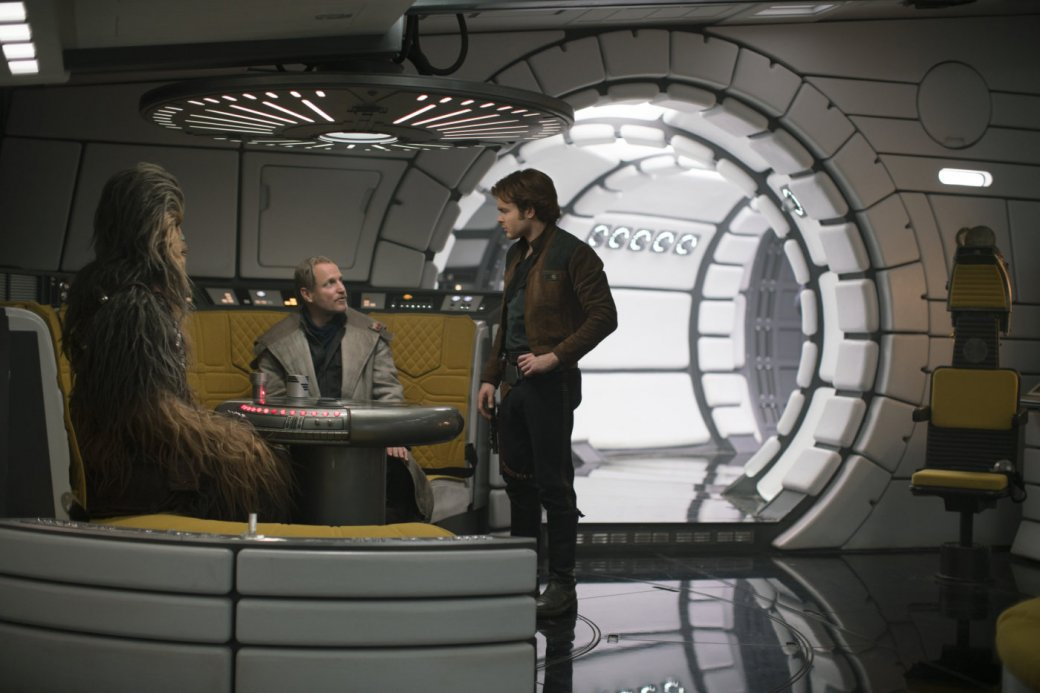 Рецензия на«Хана Соло: Звездные Войны. Истории» | Канобу - Изображение 6021