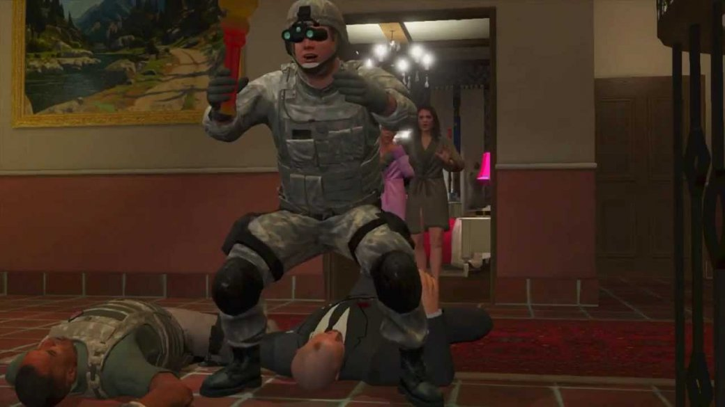 Гифка дня: совершенный «чайный пакетик» вGrand Theft Auto 5 | Канобу - Изображение 173