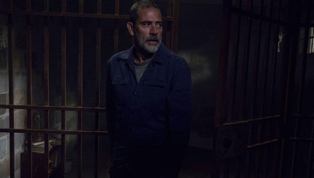 Шоураннер «Ходячих мертвецов» намекнула насудьбу Нигана в10 сезоне сериала | Канобу - Изображение 5631