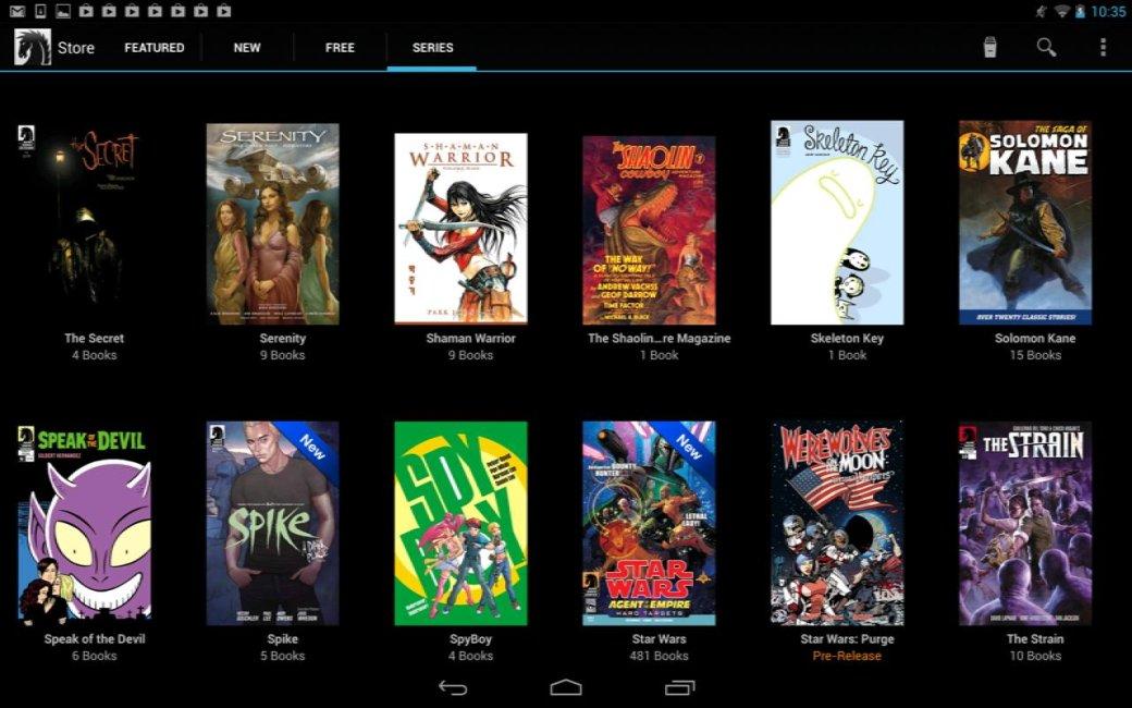 Лучшие программы для чтения комиксов - топ-15 приложений-читалок и сервисов на ПК, Android, iOS | Канобу - Изображение 10015