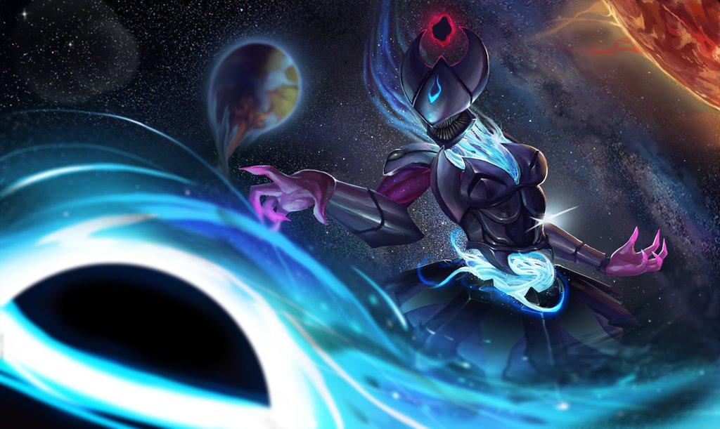 Темная Звезда. Как выглядит конец света поверсии League ofLegends | Канобу - Изображение 4