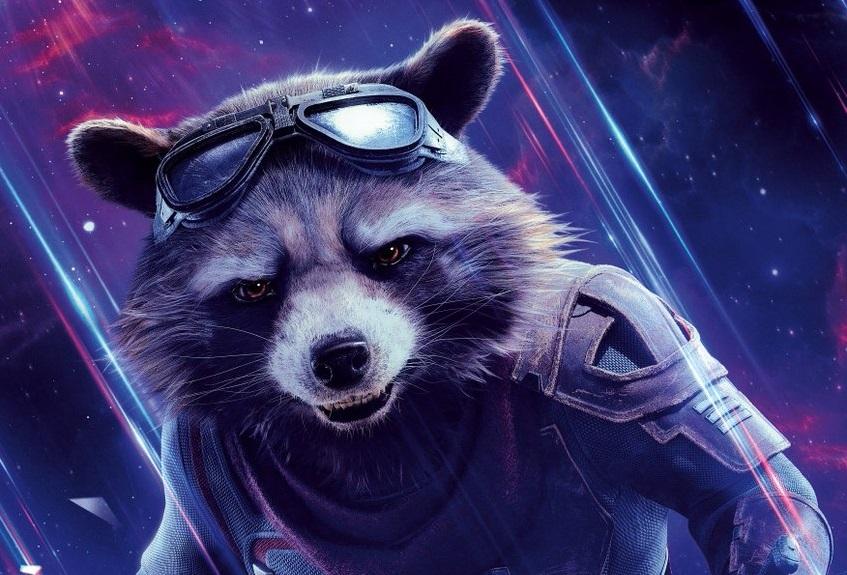 Свежий промо-арт дает получше взглянуть нановый костюм Ракеты из«Мстителей: Финал» | Канобу - Изображение 1