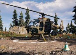 Гифка дня: необычный способ управления вертолетом вFar Cry5