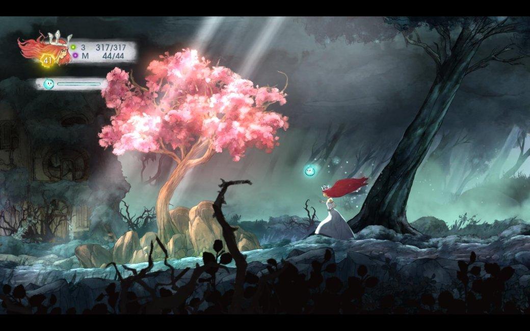 В поисках света. Рецензия на Child Of Light | Канобу - Изображение 5
