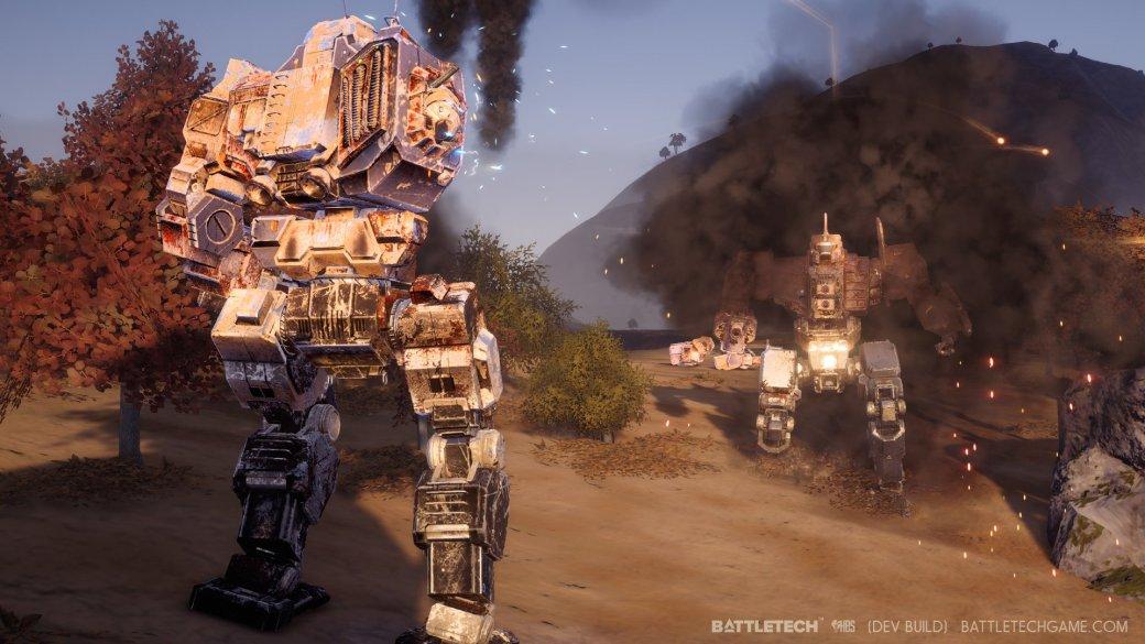 Превью BattleTech на E3 2017. Возрождение тактических игр? | Канобу - Изображение 3809