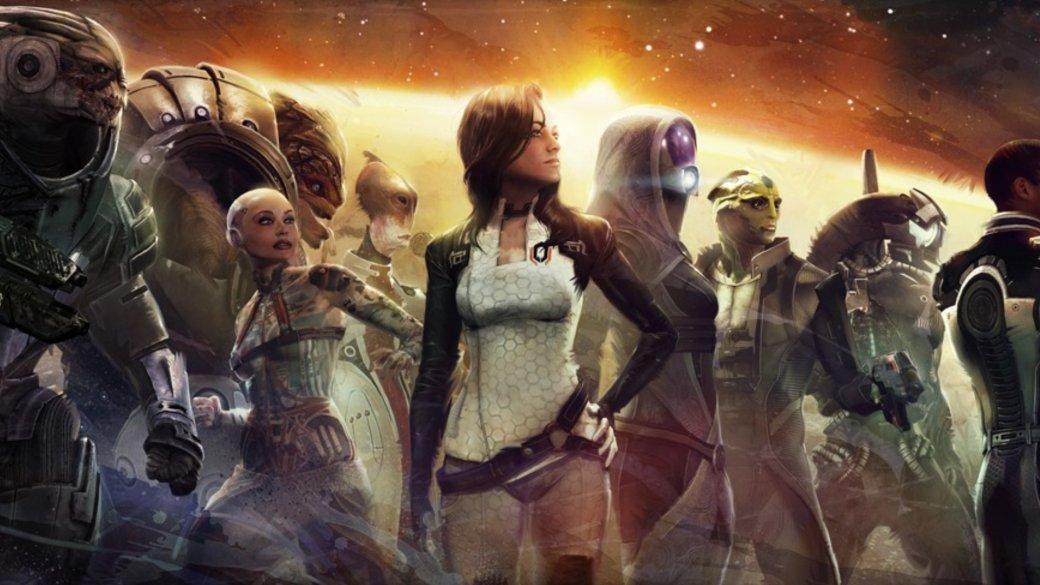 Топ-7 космических RPG— поверсии читателей «Канобу». Даже Mass Effect: Andromeda нашлось место! | Канобу