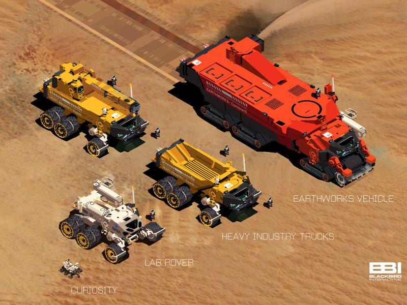 Авторы Homeworld: Deserts ofKharak работают сNASA над новым проектом   Канобу - Изображение 6311