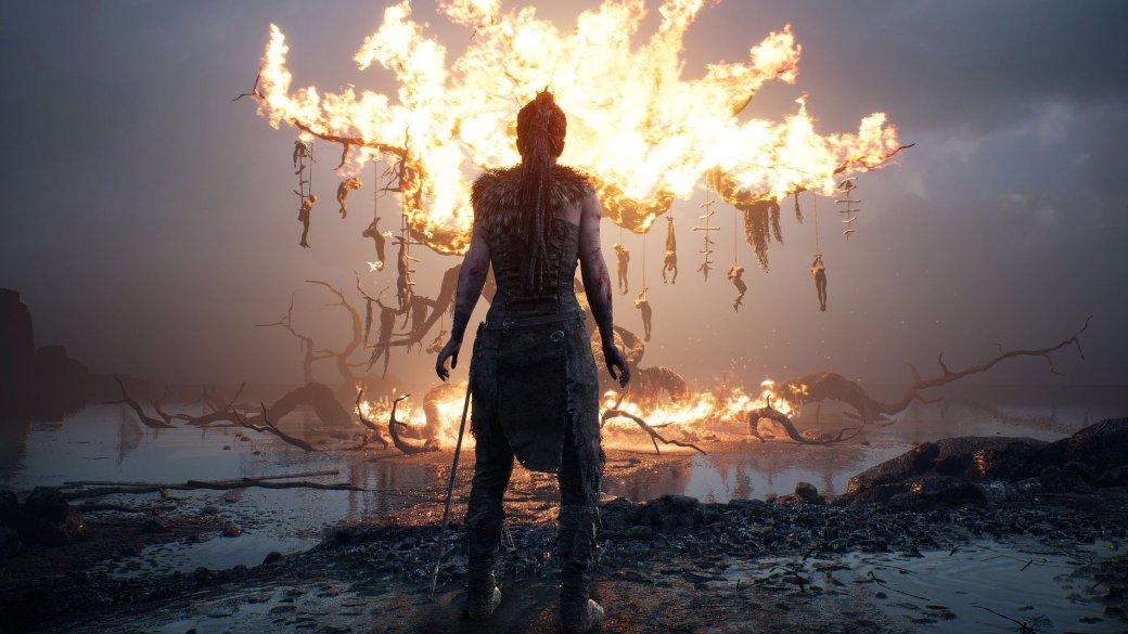 Исследуем безумный мир Hellblade: кельтские мифы иреальнаяистория | Канобу