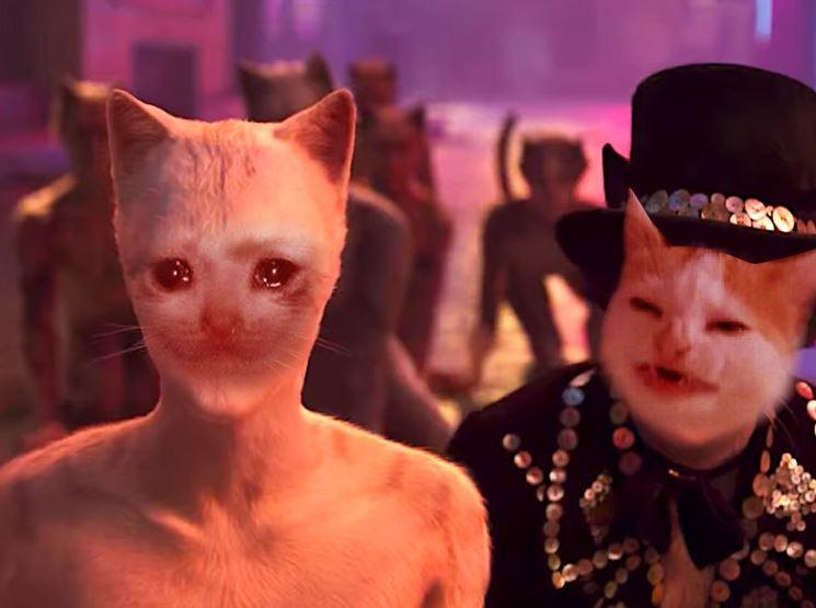 Вышел трейлер киноадаптации мюзикла «Кошки». Ох, лучшебы невыходил   Канобу - Изображение 9768